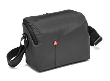 NX Shoulder Bag DSLR Grey