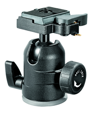 Midi Ball Head with RC2 Rapid Connect System