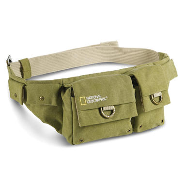 Small Waist Pack for Point-and-Shoot Camera
