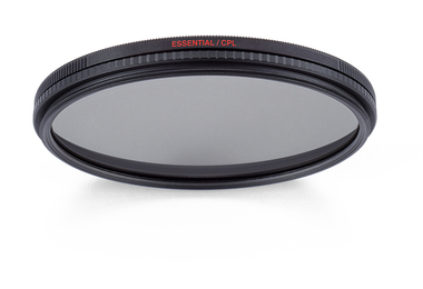 Manfrotto Essential Circular Polarising Filter 77mm