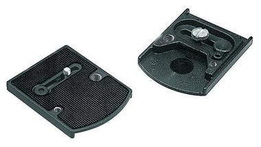 Accessory Plate with 1/4'' and 3/8'' screws