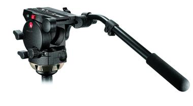 Pro Fluid Video Head with Rapid Connect Plate 357PLV
