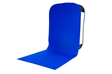 5'X7' Hilite Bottletop With Train - Blue Chromakey