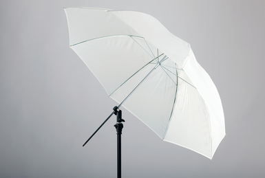 35'' Trifold Shoot Through Umbrella 12mm shaft - New