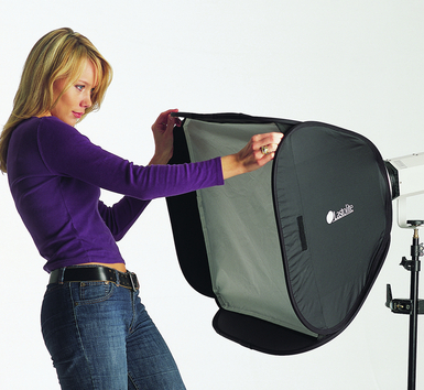 Small Ezybox Softbox (18''X18'')