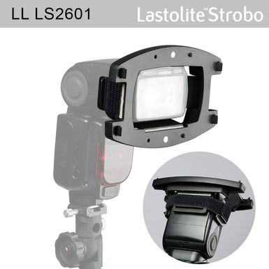 Strobo Direct To Flashgun Bracket