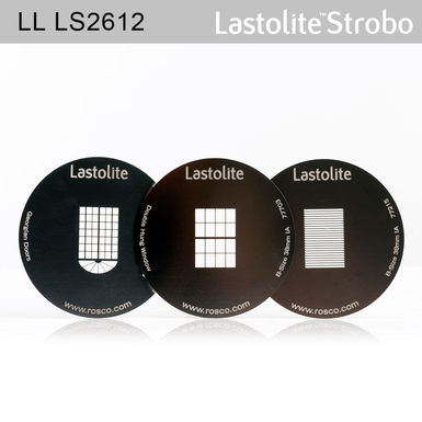 Strobo Gobo - Set of 3 Architectural Gobos