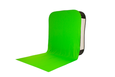 6'X7' Hilite Bottletop With Train - Green Chromakey