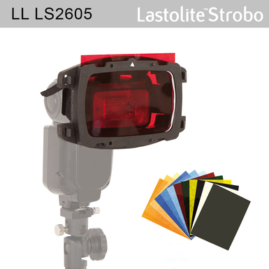 Strobo Gel Starter Kit - Direct to Flashgun