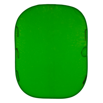 6'X7' Collapsible Chromakey - Green