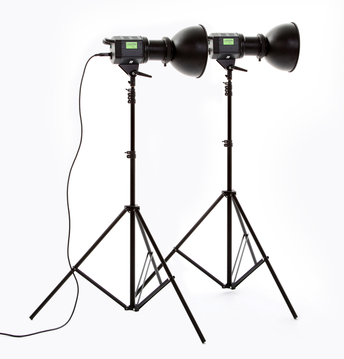 RayD8 C5600 Kit + 2 Stands US