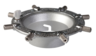 Rotalux Speed Ring for Comet strobes (special order)