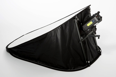3' x 4' KickerLite indirect floor softbox