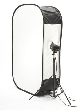 Megalite Softbox/Reflector 1.8 x 1.2m