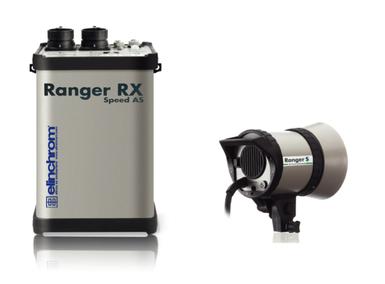 Ranger RX Speed AS Kit With S Head - Asymmetric Standard