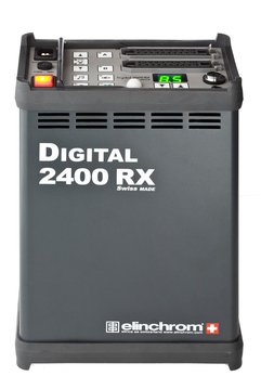 Digital 2400RX (2400Ws) Power Pack With Power Cord And Sync