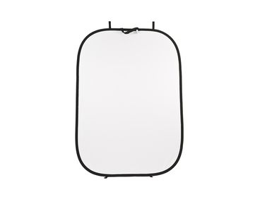 Collapsible Panelite Reflector 1.8x1.2m White Diffuser