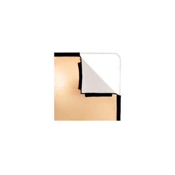 Silver/Gold Reflector Fabric For Medium Skylite