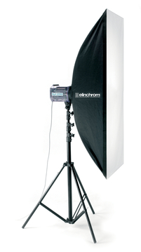 Rotalux Junior Recta Softbox 20'' X 51'' With 2 Diffusers