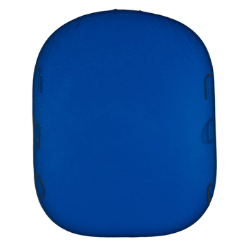 6'X7' Collapsible Chromakey - Blue