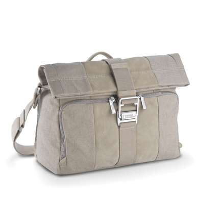 Medium Messenger For personal gear, DSLR, acc.,15.4'' laptop