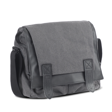 Slender messenger For mirrorless camera, 15.4'' laptop