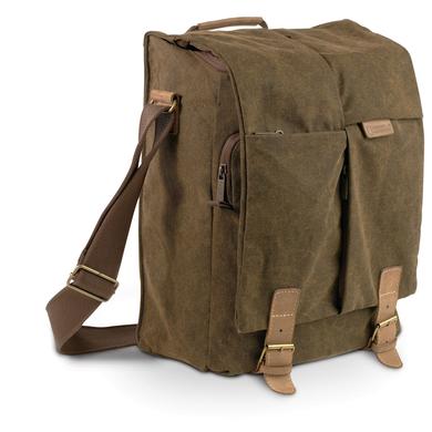 Slim Satchel For personal gear,DSLR, laptop