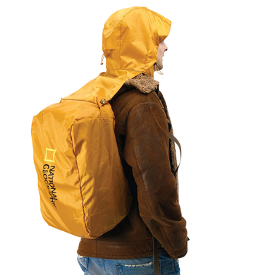 Rain Cape For photographer and Small/Medium NG Backpack