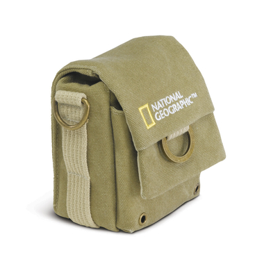 Small Camera Pouch For Point-and-Shoot Camera