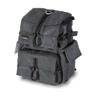 Small Rucksack For personal gear, DSLR, acc., netbook