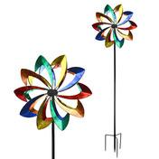 "Spinner # 75"" Multi Color Petal"