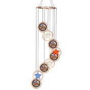 Chime Spiral Metal Army