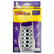 Jazzy Sport Laces White
