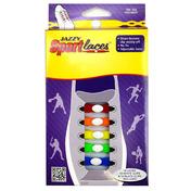 Jazzy Sport Laces Rainbow