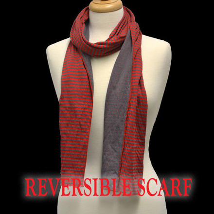 Scarf Fanwear Scarlet/Gray picture
