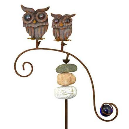 Balancing Buddies Owl Couple picture