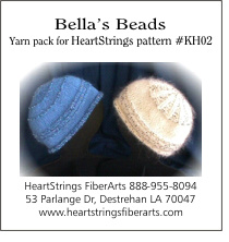Bella's Beads Cloche Hat Kit picture