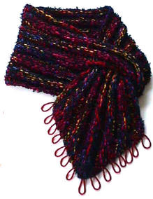 Loop-D-Loop e-Pattern (Muffler and Tippet Scarf) picture