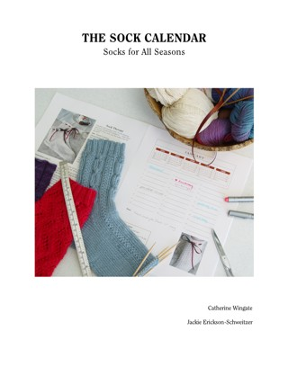 The Sock Calendar e-Book picture
