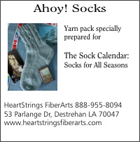 Yarn Pak for Ahoy! Socks picture