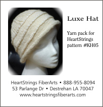 Yarn Pak for Luxe Hat picture