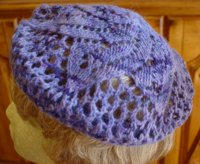 Lace Doily Beret Pattern picture