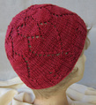 Thinking of You Too Hat Pattern (Heart disease awareness edition)