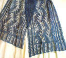 Lead or Follow Lace Scarf e-Pattern