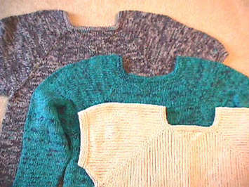 Sweatshirt Sweater e-Pattern picture