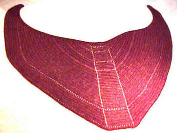 Troika Wrap-around Faroese Shawl e-Pattern picture