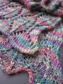 Feather Soft Scarf e-Pattern