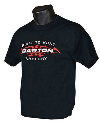 Black Darton Archery Short Sleeve T-Shirt picture
