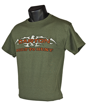 Military Green Darton Short Sleeve T-Shirt picture