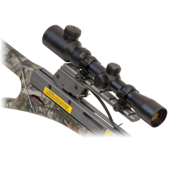 2-7 x 32 Scope picture